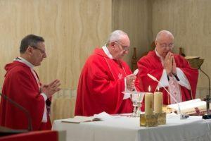 Παπική λειτουργία στον ΡΚαθολικό Ναό Αγίου Πνεύματος στην Κωνσταντινούπολη (VIDEO)