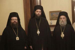 Οι τρείς νέες ενθρονίσεις… – Η Εκκλησία σε ανανεωτική τροχιά..