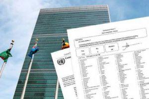 ΟΗΕ:OI EYΡΩΠΑΙΟΙ ΠΛΗΝ ΣΕΡΒΩΝ ΕΔΩΣΑΝ ΨΗΦΟ ΑΝΟΧΗΣ ΣΤΟ ΝΑΖΙΣΜΟ
