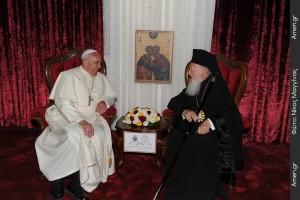 """Oικουμενικός Πατριάρχης:""""Η ενότητα είναι μια πράξη πίστης στον ευαγγελισμό του Λόγου του Θεού"""""""