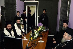 Επέτειος  22 χρόνων για  το Ράδιο Μαρτυρία στη Μητρόπολη Κυδωνίας