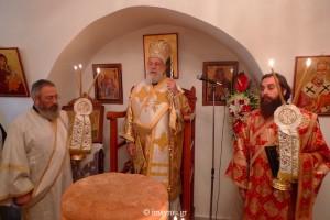 Προεόρτιος μνήμη του Αγίου Ανδρέα στην Τήνο (ΦΩΤΟ)