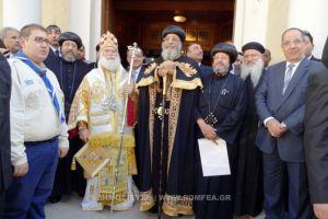 Χριστούγεννα στο Πατριαρχείο Αλεξανδρείας