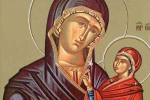 Εορτή της Συλλήψεως της Αγίας Άννης (BINTEO)