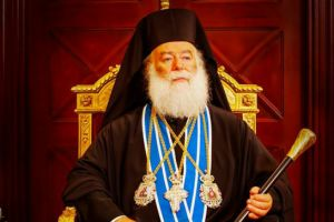 Μήνυμα Πατριάρχη Αλεξανδρείας Θεοδώρου για τα Χριστούγεννα