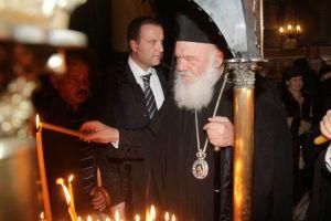 """Αρχιεπίσκοπος: """"Ο Άγιος Σπυρίδων ήταν φορέας της άνωθεν σοφίας"""""""