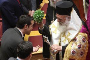 Η δήλωση του Αρχιεπισκόπου Ιερωνύμου, έδωσε ζωή και ελπίδα στους Έλληνες