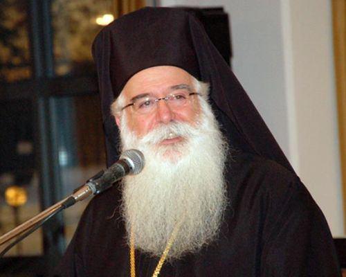 You are currently viewing Δημητριάδος Ιγνάτιος: «Το νέο έτος ανοίγεται μπροστά μας απρόβλεπτο και αινιγματικό»