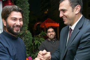 Δώρα στην «Κιβωτό του Κόσμου» μοίρασε η Ελληνική Αστυνομία