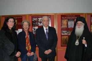 Τιμητική εκδήλωση για τον Τάσο Μαργαριτώφ στην Ι.Μ. Δημητριάδος