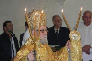 Θεία Λειτουργία στον Άγιο Νικόλαο Λιμνιών μετά από 40 χρόνια (ΦΩΤΟ)