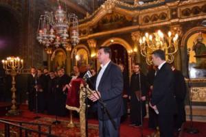 Γ. Ορφανός «Η βυζαντινή μουσική αποτελεί το σημείο αναφοράς της ορθόδοξης παράδοσης» (ΦΩΤΟ)