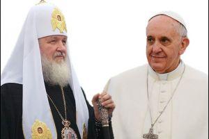Συνάντηση με τον Πατριάρχη Μόσχας επιδιώκει ο Πάπας Φραγκίσκος
