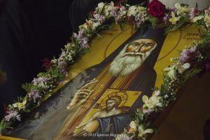 Παράκληση και ομιλία για τον Άγιο Πορφύριο