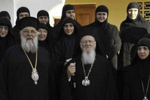 Με στίχους του εθνικού μας ποιητή  Μαβίλη αποχαιρέτησε την Κέρκυρα ο Οικουμενικός Πατριάρχης