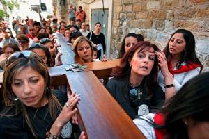 Έκκληση στους Χριστιανούς να μην εγκαταλείψουν τη Μέση Ανατολή