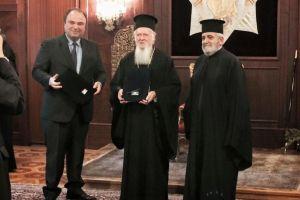 Υπογραφή Συμφώνου Συνεργασίας μεταξύ της Βουλής των Ελλήνων και της Μονής Αγίας Τριάδος Χάλκης (ΦΩΤΟ)