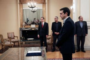 H ανακοίνωση από την Ένωση Αθέων για την ορκωμοσία του Τσίπρα