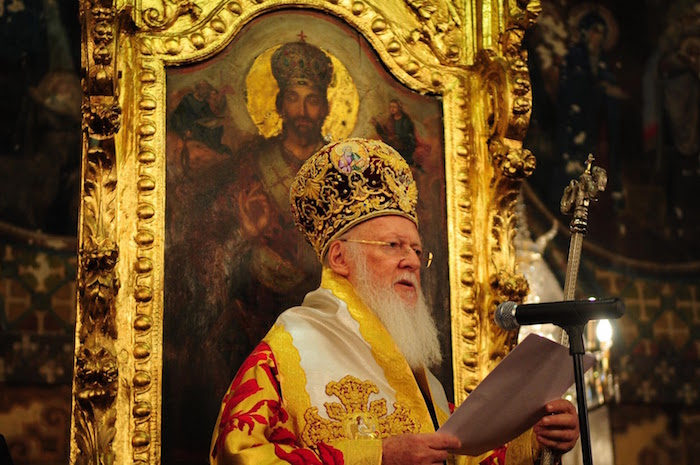 You are currently viewing Ομιλία Οικουμενικού Πατριάρχου για την 1η του έτους