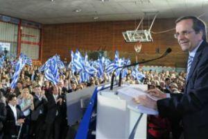 """Νέα """"καρφιά"""" Σαμαρά κατά ΣΥΡΙΖΑ για την Εκκλησία"""