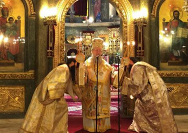 You are currently viewing Η εορτή του Μεγάλου Βασιλείου στην Θεσσσαλονίκη