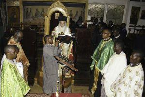 Τα ονομαστήρια του Πατριάρχη Αλεξανδρείας στο Ναϊρόμπι