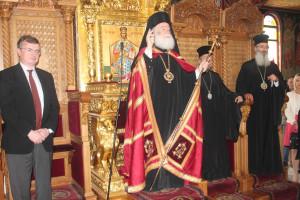 Συλλυπητήρια επιστολή Πατριάρχη Αλεξανδρείας προς τον Κόπτη Πατριάρχη