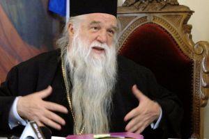 """Καλαβρύτων: """"Ένοχοι οι Πατριάρχες και Αρχιεπίσκοποι που σιωπούν για τον Ειρηναίο"""""""