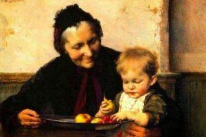 Γιαγιάδες αγράμματες – Ευλογημένες ψυχές