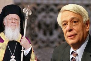 Συγχαρητήρια Οικουμενικού Πατριάρχη στον νέο Πρόεδρο της Δημοκρατίας