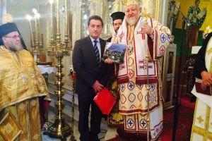 Κυριακή της Τυρινής στον Ι.Ν. Αγίου Νικολάου Όρμου Κορθίου Ανδρου