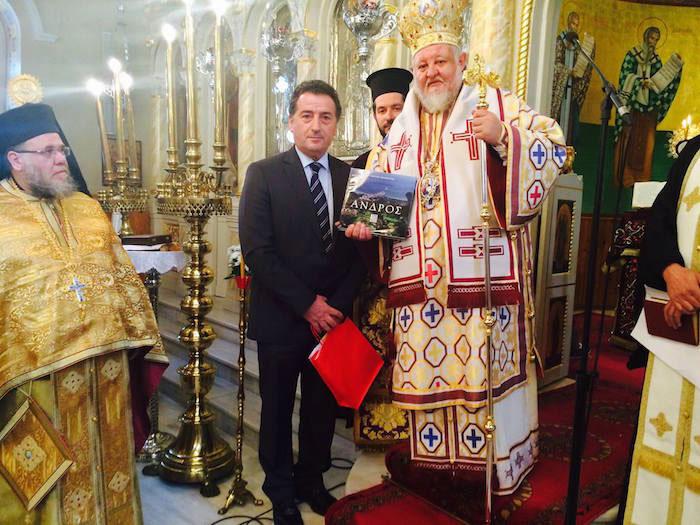 You are currently viewing Κυριακή της Τυρινής στον Ι.Ν. Αγίου Νικολάου Όρμου Κορθίου Ανδρου