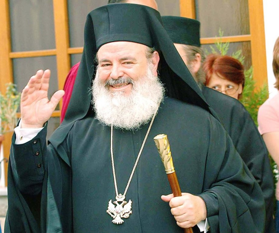 You are currently viewing Ο Χριστόδουλος από το επέκεινα….