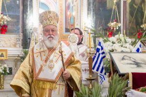 Μνημόσυνο για τον Θεόδωρο Κολοκοτρώνη στην Τρίπολη