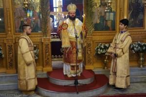 Κυριακή των Απόκρεω στην Ιερά Μητρόπολη Μαρωνείας