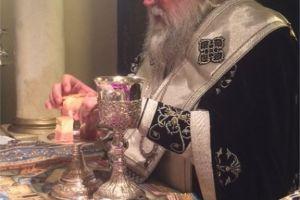 """Κερκύρας Νεκτάριος: """"Ανάγκη για πρόταξη της πνευματικής ζωής"""""""