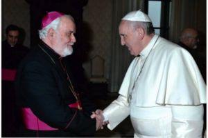 ΡΚαθολικός Αρχιεπίσκοπος Νικόλαος: Η πρώτη συνάντησή μου με τον Πάπα Φραγκίσκο