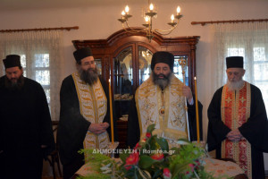 Ολοκληρώθηκαν τα έργα αναστήλωσης του Ιερού Κελλίου της Παναγίας της Πορταϊτίσσης  στο Αγιο Ορος