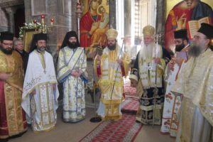 Πανήγυρις Οσίου και Θεοφόρου Πατρός Λουκά στην ομώνυμη Ιερά Μονή του