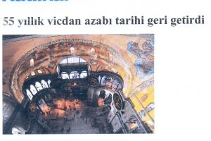 Το θαύμα των εικόνων της Αγιάς Σοφιάς που άφησε άφωνους τους Τούρκους
