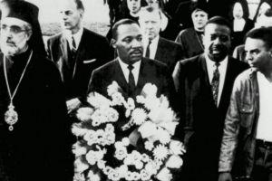 Ο Αμερικής Δημήτριος στα βήματα του Martin Luther King και του μακαριστού Αρχιεπισκόπου Ιακώβου