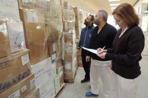 Η «Αποστολή» και ο IOCC παρέδωσε στη Θράκη υγειονομικό υλικό αξίας 900.000 δολαρίων