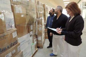 Η «Αποστολή» και ο IOCC παρέδωσαν στη Θράκη υγειονομικό υλικό αξίας 900.000 δολαρίων