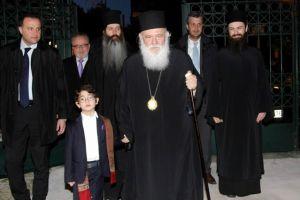 """Αρχιεπίσκοπος Ιερώνυμος,σε εκδήλωση του Ρ/Σ της Εκκλησίας: """"Απόψε λάβαμε το μήνυμα πως όλα θα τα ξεπεράσουμε"""""""