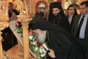 Ο Αρχιεπίσκοπος Ιερώνυμος επιβράβευσε τα παιδιά και τους νέους που διακονούν στο Άγιον Βήμα