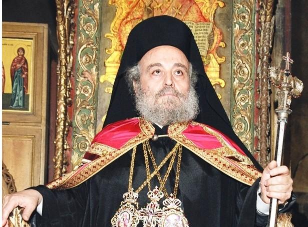 You are currently viewing Σοβαρές καταγγελίες του Πατριάρχη  Ειρηναίου για τις συνθήκες που ζεί