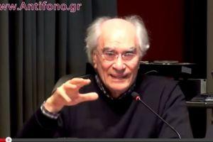 Χρ. Γιανναράς: Εθνεγερσία, σύγκρουση δύο οραμάτων
