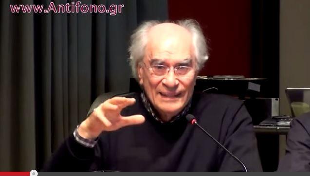 You are currently viewing Χρ. Γιανναράς: Εθνεγερσία, σύγκρουση δύο οραμάτων