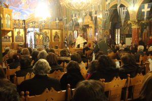 Ο  Ναός της Αγίας Μαρίνης Ηλιουπόλεως έγινε 80 ετών