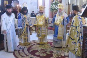 Πανηγυρικώς εορτάστηκε ο Ευαγγελισμός στην Ι.Μ. Λεμεσού